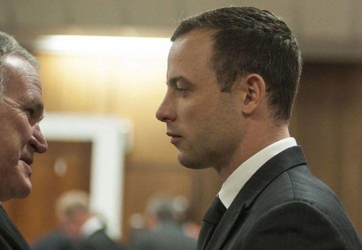 Oscar Pistorius se ha declarado inocente de todos los cargos que se le imputan. (AP)