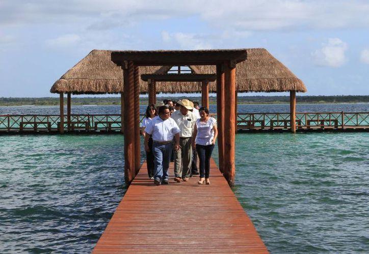 La Profepa emitió también una recomendación para la conservación y protección del Sistema Lagunar Bacalar. (Claudia Martín/SIPSE)