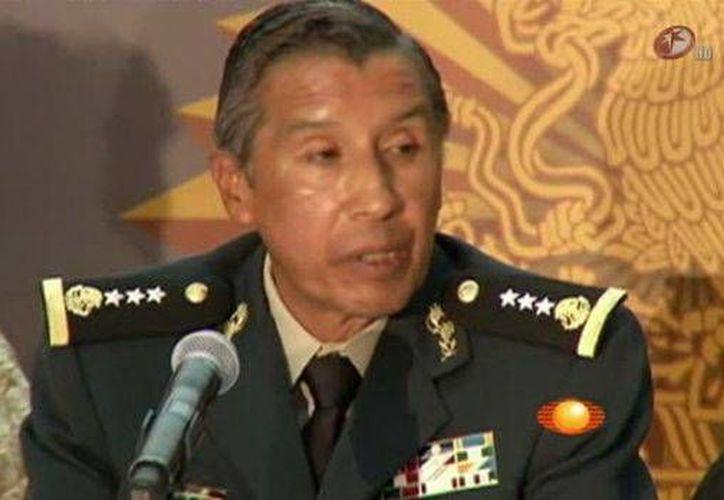 Jesús Javier Castillo Cabrera, quien este martes tomará posesión y rendirá Protesta de Bandera, como nuevo comandante de la X Región Militar, con sede en Mérida. (Milenio Novedades)
