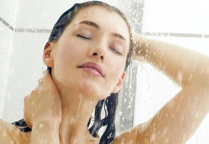 El baño por la noche es el mejor remedio para quien padece insomnio o sufre de ansiedad, depresión o estrés. (Sin Embargo))