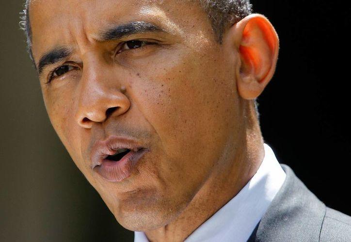 El presidente Barack Obama prometió reformarla en su primer período pero no lo hizo. (Agencias)