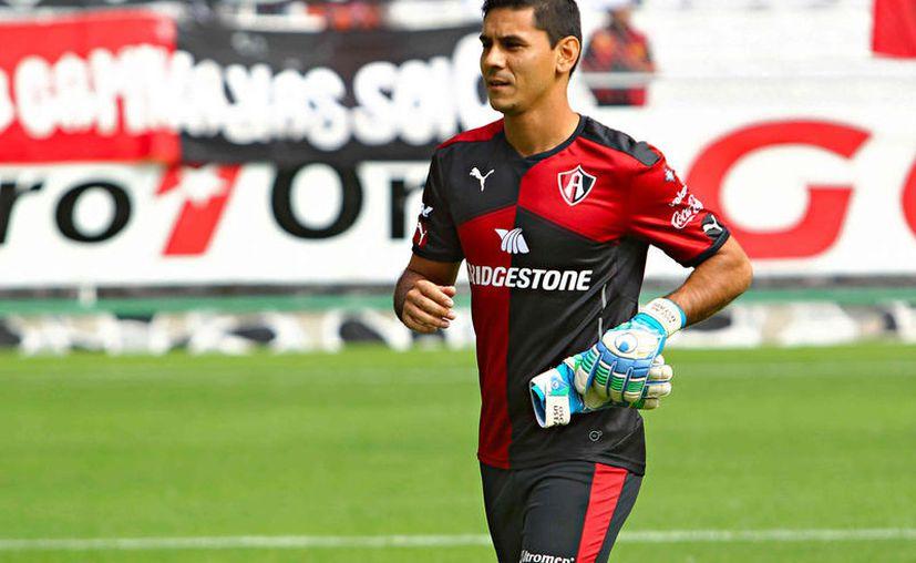Óscar Ustari disfrutó de la titularidad en solo ocho partidos del torneo de Clausura. (Contexto/Internet).