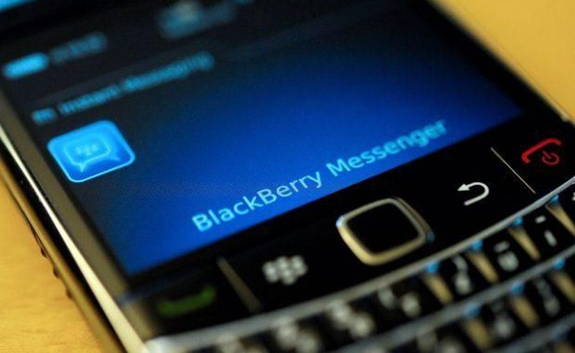 BBM es un servicio rápido, conveniente y económico para clientes BlackBerry. (Archivo/AP)