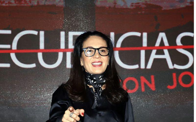 Sobre que Verónica Castro le llame malagradecida Yolanda Andrade aseguró que no le ofende