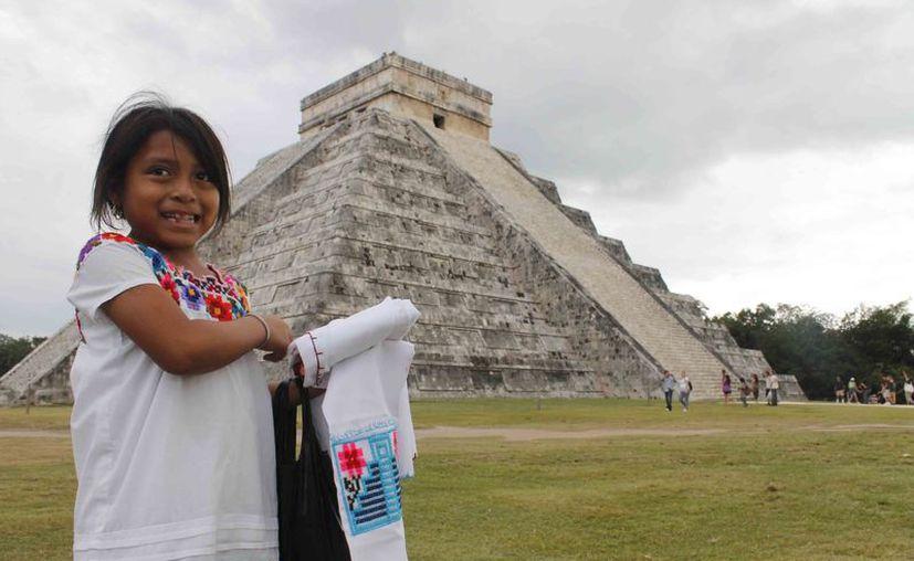 La localización del Aeropuerto Internacional de Chichén Itzá permite el desarrollo de nuevas opciones de multidestino. (Israel Leal/SIPSE)