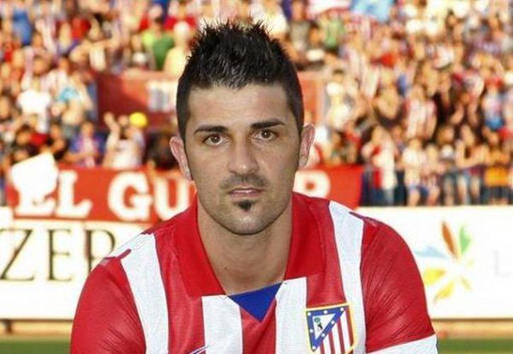 David Villa aseguró estar emocionado por el nuevo reto que se le presenta en el futbol estadounidense. (@Guaje7Villa)