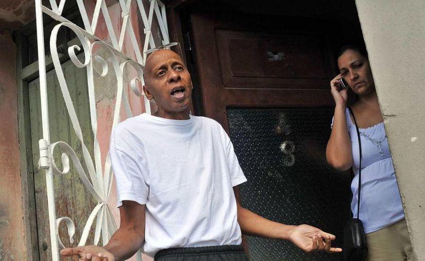 El disidente cubano Guillermo Fariñas. (EFE/Archivo)
