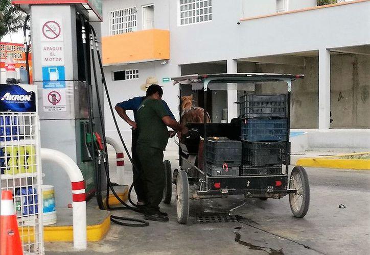 Van 39 bombas de gasolina inmovilizadas en Quintana Roo, en lo que va del año. (Javier Ortiz/SIPSE)