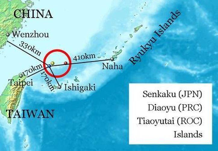 Un sismo de 6.8 grados entre e la isla de Taiwán y el sureño archipiélago japonés de Ryukyu obligó a tomar medidas anti tsunami. (Foto de .wikimedia.org)