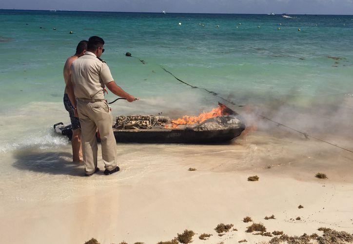 En Playa del Carmen hay registro de 90 motos acuáticas que prestan servicios de manera oficial. (Daniel Pacheco/ SIPSE)