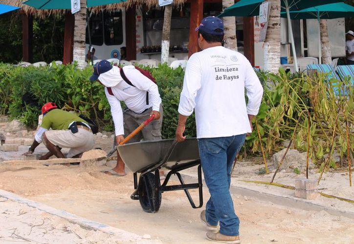 El Ayuntamiento realizará proyectos de obras en la zona turística. (Octavio Martínez/SIPSE)