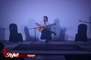Gran concierto de Antonio Rey