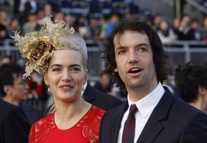 Kate Winslet se casó con Ned Rocknroll en diciembre de 2012. (Archivo/Agencias)