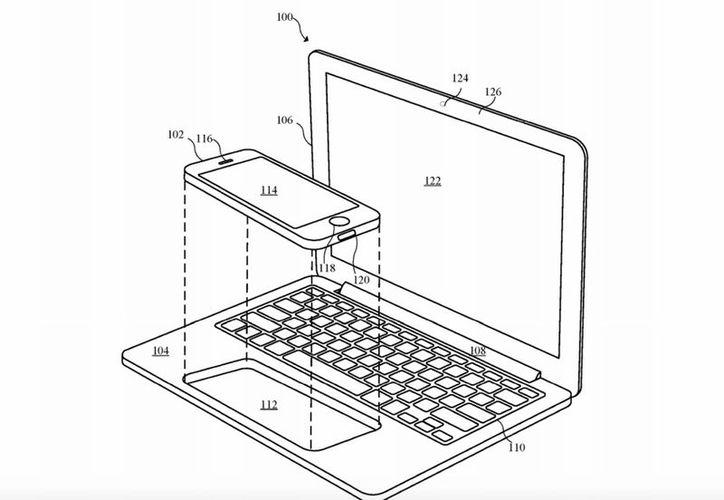 Prototipo del híbrido entre portátil y móvil (El País)
