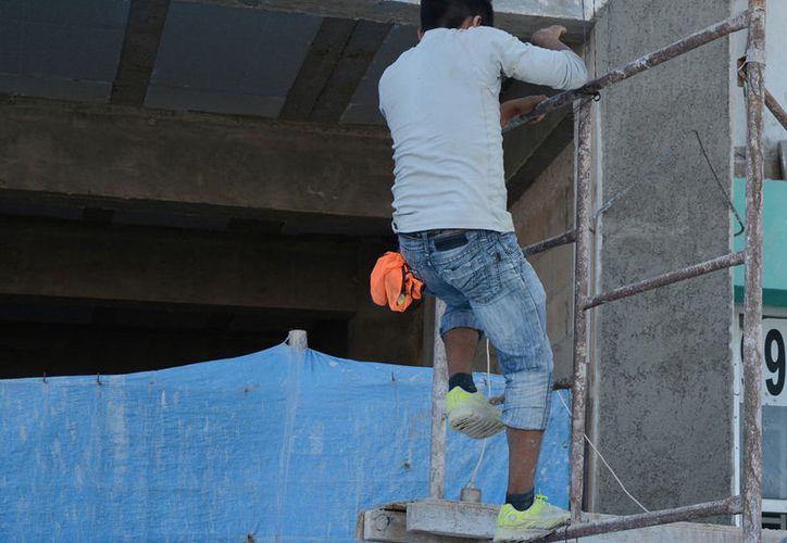 Los plazos de las obras son de 45 a 60 días. (Luis Soto)