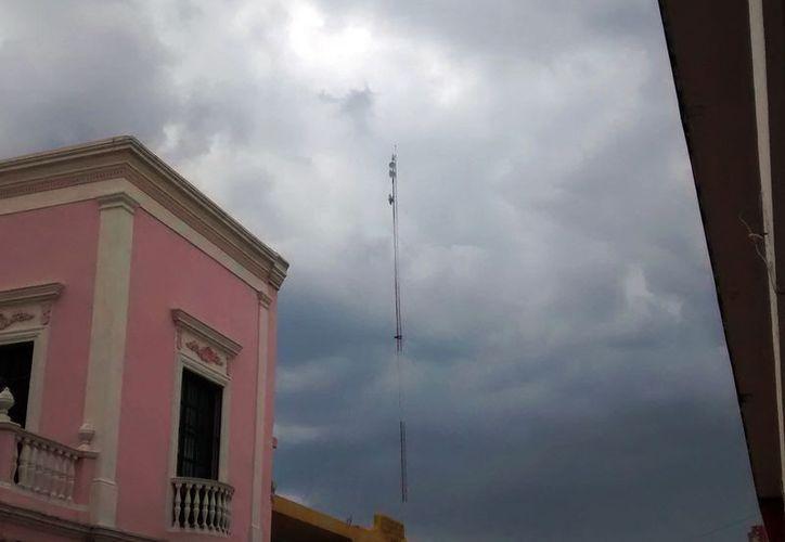 El acercamiento a la Península de Yucatán del frente frío número 49 puede provocar lluvias intensas, según el pronóstico de Conagua. (Foto: SIPSE.com)