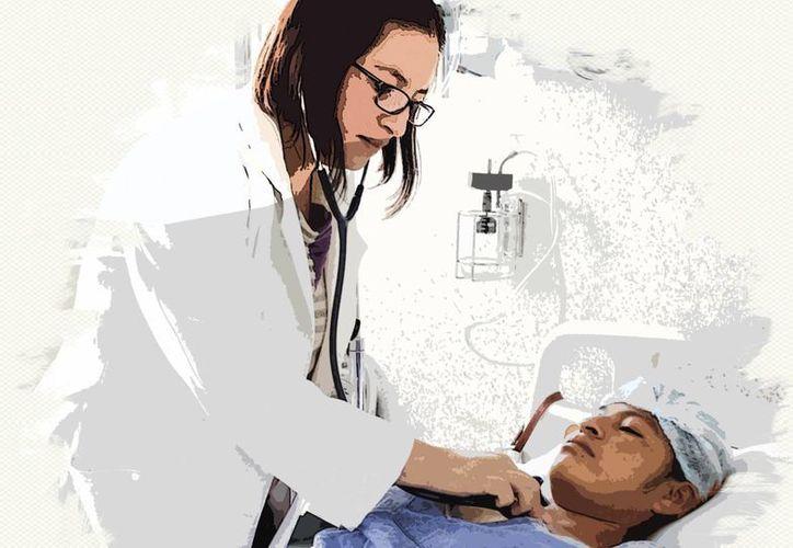 Un paciente que presenta una infección hospitalaria, podría perder la vida si no es atendido a tiempo. Las más frecuentes son:  vías urinarias, herida quirúrgica, neumonías y bacteriemias. (Milenio Novedades)