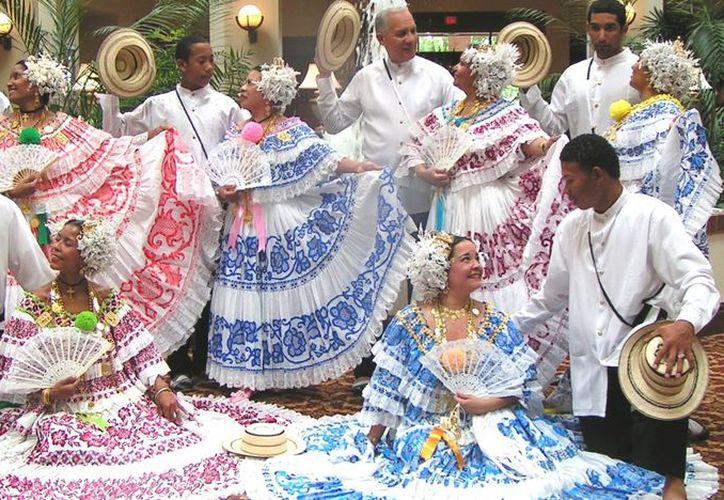 El folklore de Panamá estará presente en este festival. (panamaenaustin.org)