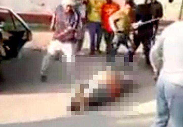 Los hechos sucedieron en San Juan Xochiaca en el Estado de México. (Foto: Contexto/Internet).