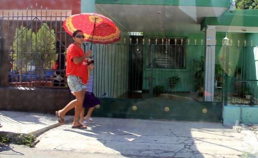 El calor podría dar tregua hasta junio, cuando comienzan las lluvias. (Agencias/Archivo)