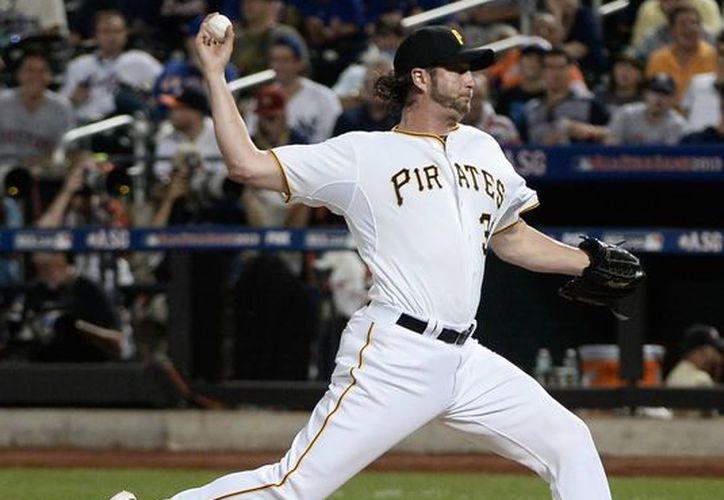 Jason Grilli, de 38 años, fue uno de los cerradores claves de los Piratas de Pittsburgh el año pasado. (EFE)