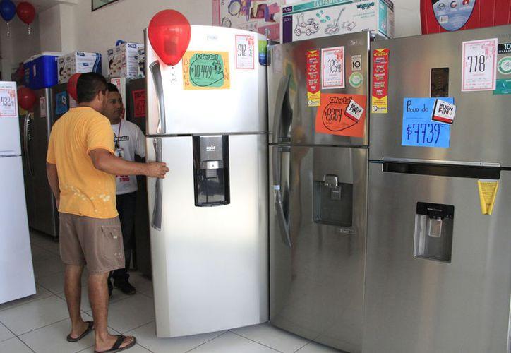 Más de 500 empresas se inscribieron al Buen Fin en Cancún. (Foto: Israel Leal/SIPSE)