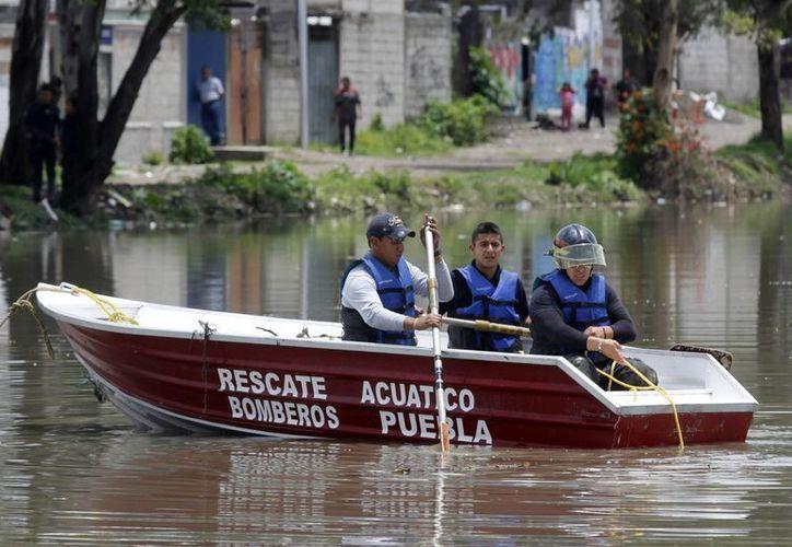 Por su ubicación geográfica, México está expuesto a diferentes fenómenos perturbadores. (Archivo/Notimex)