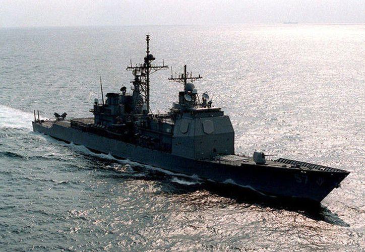 Aún se desconocen los motivos de la colisión entre ambas embarcaciones en el Mar de Japón. (RT)