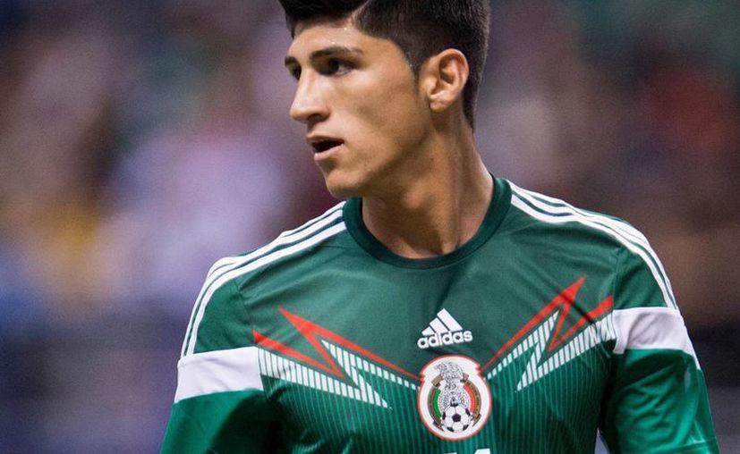 El hermano de Alan Pulido confirmó esta mañana la desaparición del jugador de futbol en Tamaulipas. (Agencias/Archivo)