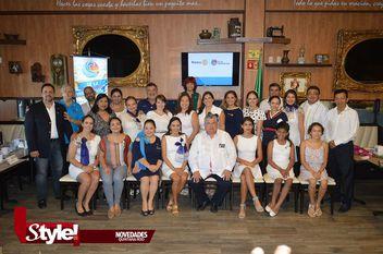Toma de protesta del Club Rotario Cancún Bicentenario