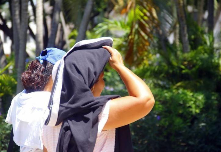 Ayer, las temperaturas más calurosas se registraron en Peto y Cantamayec con 33 grados. (SIPSE)