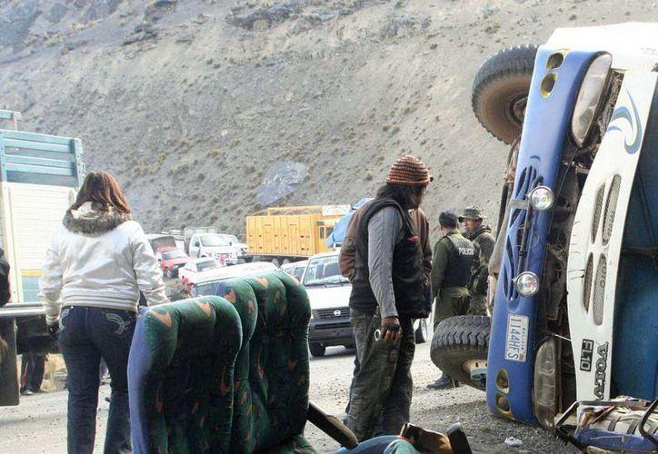 Durante 2013, Goiania, capital del estado de Goias, registró tres mil 170 accidentes con heridos y 332 muertos. (Archivo/EFE)