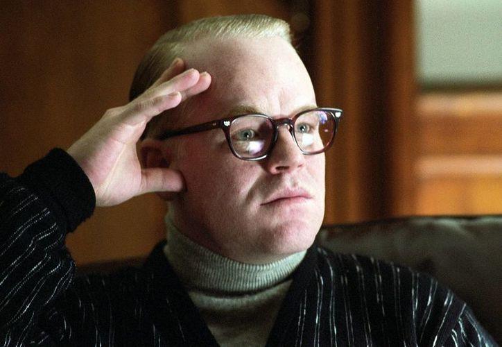 Sin duda Capote fue la película que lo consagró en el cine. (Agencias)