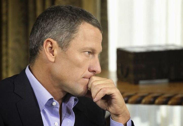 Lance Armstrong fue siete veces consecutivas campeón del Tour de Francia. (Agencias)