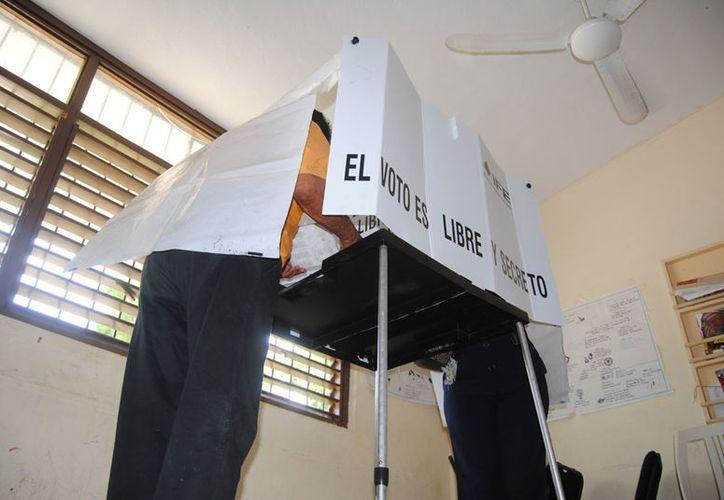 El 1 de julio, en Quintana Roo se votará por el presidente de la República, diputados federales, senadores y presidentes municipales. (Redacción/SIPSE)