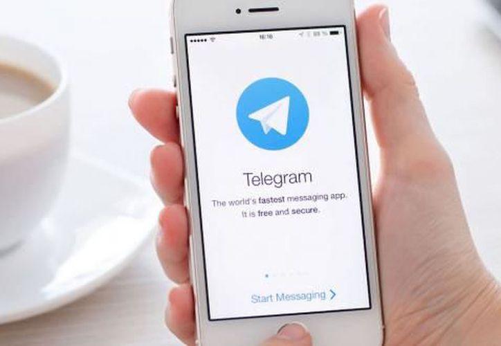 Telegram ya con la herramienta que permite borrar mensajes a sus usuarios en el momento que quieran. (Contexto/Internet).