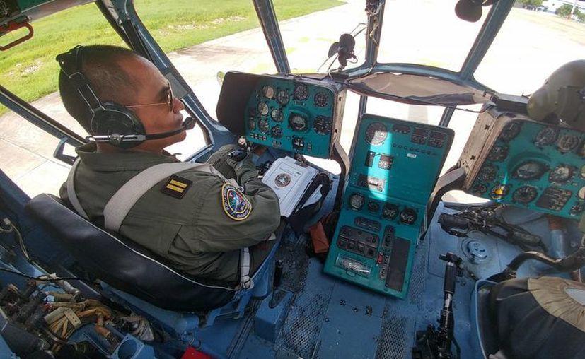 La FAM ha servido a la población yucateca afrontando la difícil situación durante desastres como los huracanes 'Gilberto' e 'Isidore'. (Jorge Acosta/ Milenio Novedades)