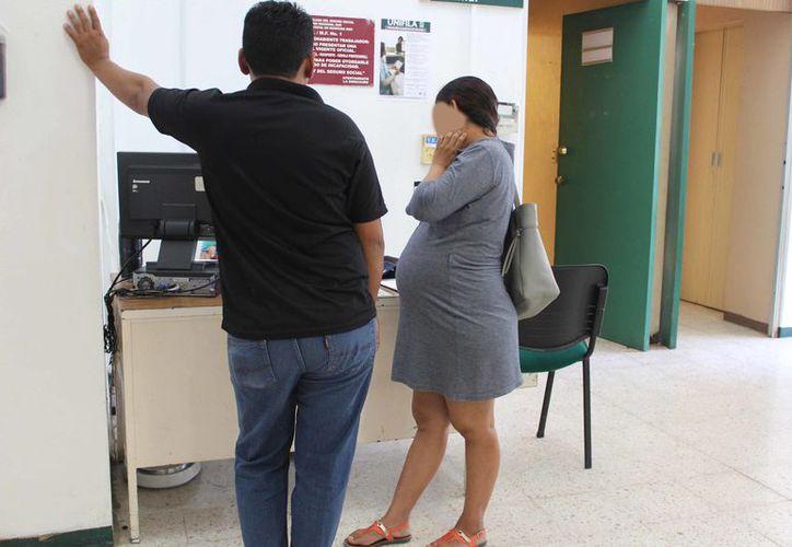En Quintana Roo se puede interrumpir el embarazo antes de las 12 semanas su la muer fue víctima de violación. (Joel Zamora/SIPSE)