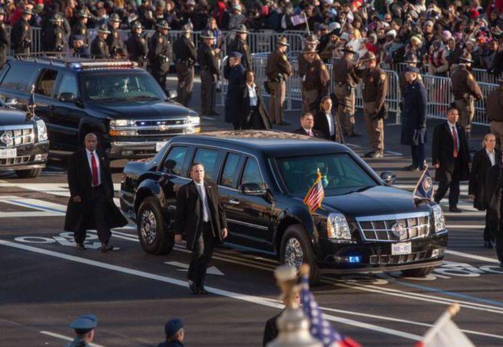 Chofer de la caravana presidencial en EEUU fue detenido por portación de arma. (Foto: Newseum / Flickr)