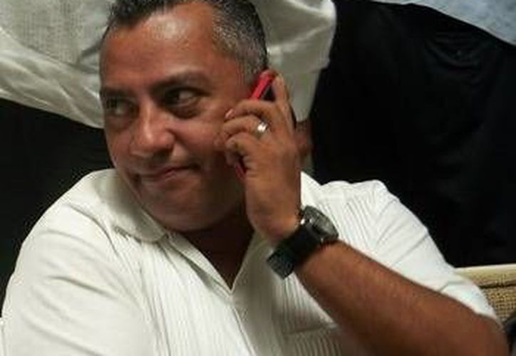 Villanueva Tenorio aseguró que únicamente acudió para darle la bienvenida a Chetumal al diputado José Luis Toledo Medina. (Redacción/SIPSE)