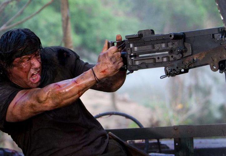 La empresa Fox ya trabaja en una nueva versión de Rambo para la televisión, que se llamará 'Rambo: New Blood'. (independent.co.uk)