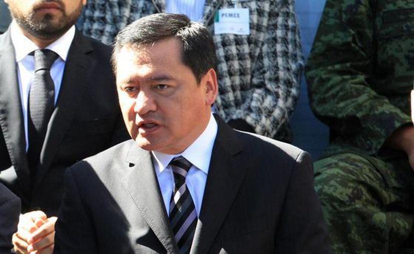 Osorio: hay el compromiso del Presidente y se va a cumplir. (Notimex/Foto de archivo)