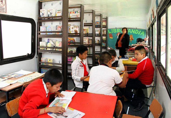 Comparado con el primer año de la administración de Calderón, el gasto en educación para 2014 es de 110%. (Notimex/Foto de contexto)