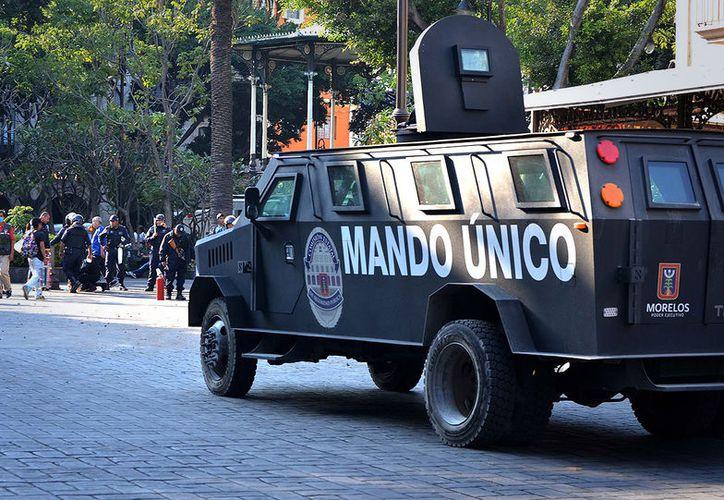 Mando Único Policial estrategia para enfrentar al crimen. (Foto:  Internet)