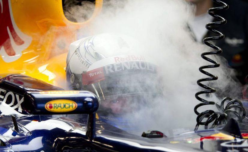 Vettel ha tenido un cierre espectacular desde el sitio 22 que ocupó en Italia, ligando cuatro victorias consecutivas. (Foto: Agencias)