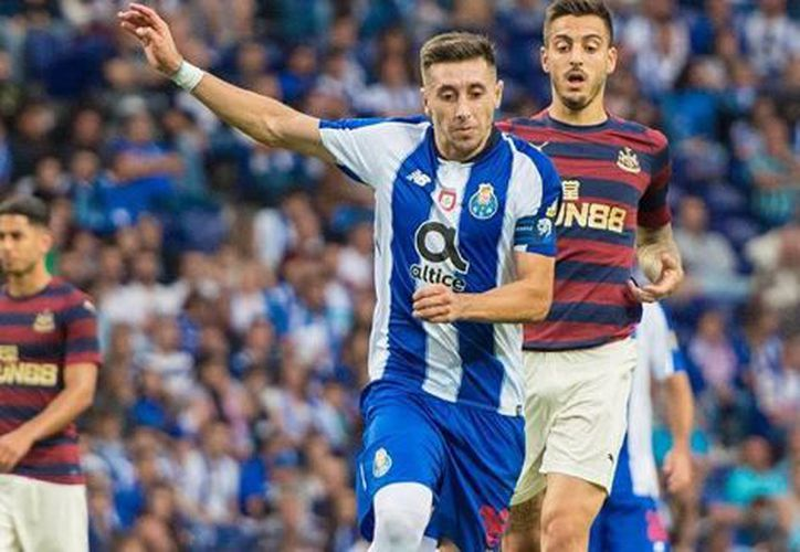 Descartó que Porto sea favorito para quedarse con el título de la Supercopa. (Instagram)