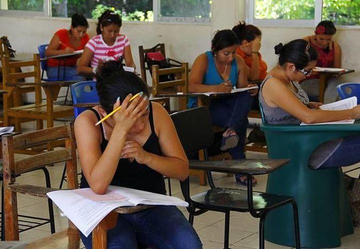 SEE incrementará el cupo en las Escuelas Normales de Educación Primaria y Educación Preescolar. Foto de contexto. (Archivo/SIPSE)