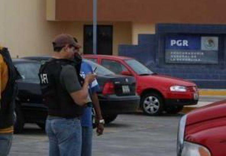 Sede de la delegación de la PGR en Yucatán. La nueva directora es Blanca Carolina Soto Cerecedo. (SIPSE)