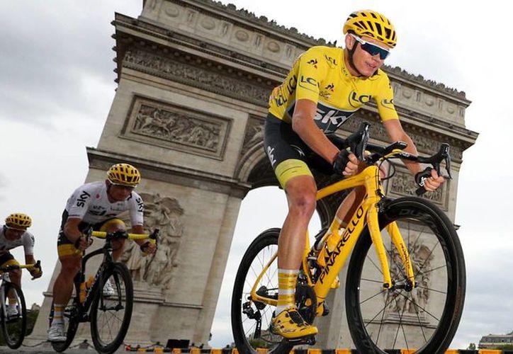 Bruselas ha recibido a la caravana ciclista en 10 ocasiones. (Contexto)