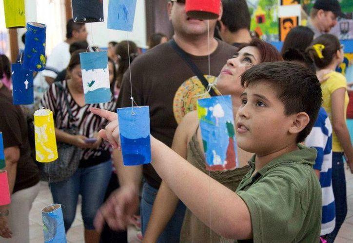 En los talleres los menores darán rienda suelta a su creatividad. (SIPSE)
